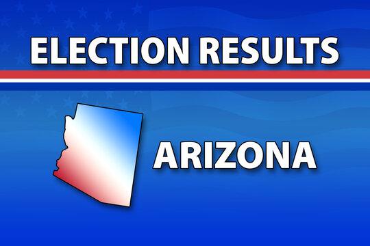 Arizona Election Results - Illustration