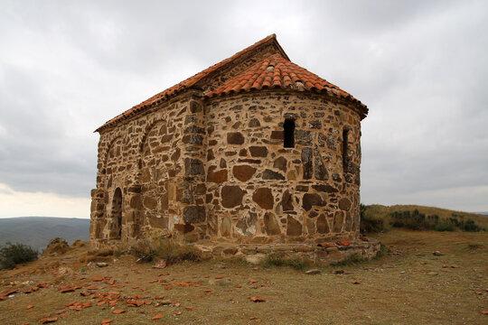 Church of the Resurrection in Dawit Garedja Monastery complex, Georgia
