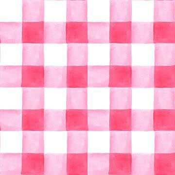 Buffalo plaid lumberjack tartan seamless pattern in vector format. Plaid textile seamless background.