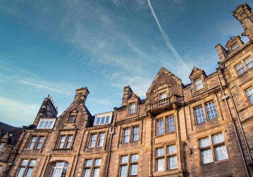Old Scottish Buildings