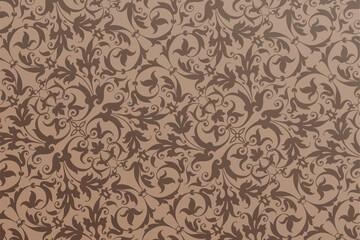 Seamless pattern. vintage background.