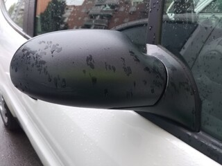 lusterko samochodowe obudowa część auto