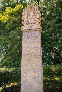 William Howard Taft grave