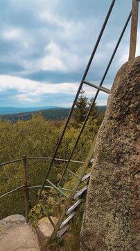 Trudenstein - Wandern im Harz