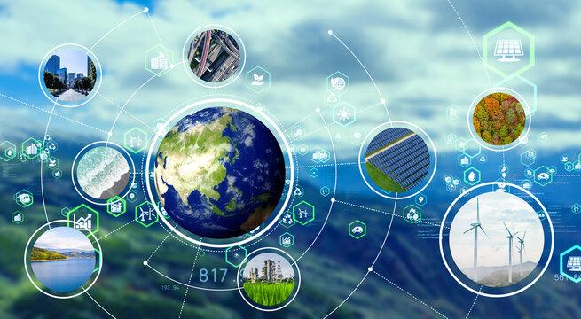 環境とテクノロジー エコロジー サステナブル SDGs