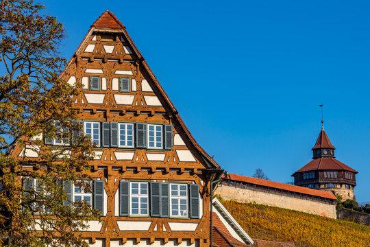 Herbst in Esslingen am Neckar