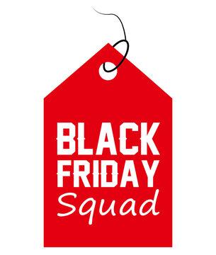 black friday squad teespring tshirt design with svg cutting files