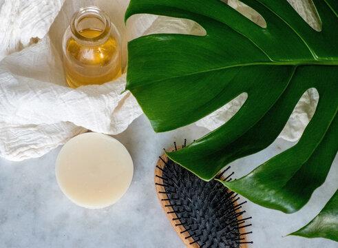 Solid Shampoo bar with Argan Oil