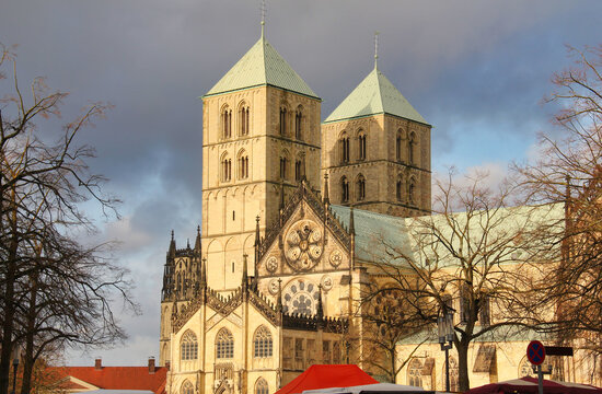 Saint Paulus Cathedral in Munster, Germany