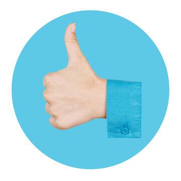 Thumbs Up Emoji