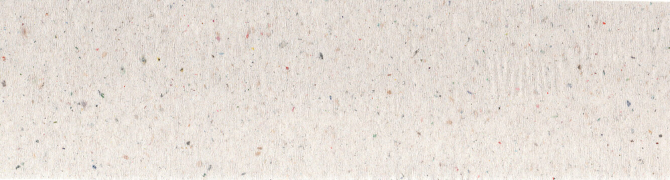 recycled paper texture horizontal background, copy space, textured kraft grunge design, reuse cellulose beige