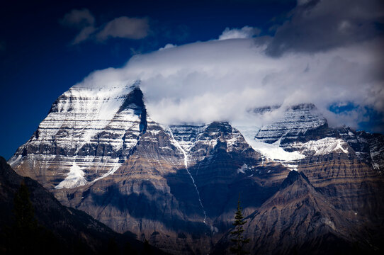 Mt.Robson, Canadian Rockies, Canada