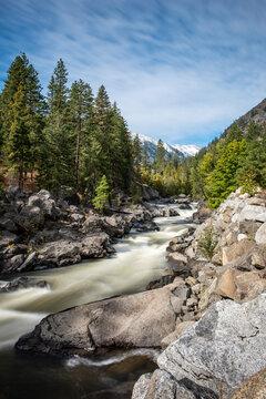 Icicle Creek Long Exposure