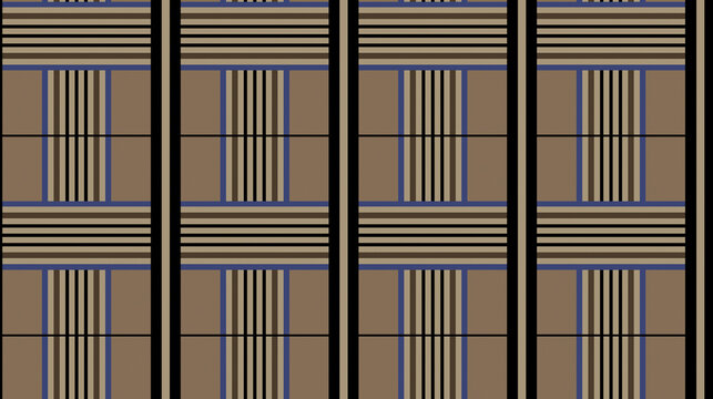 tartan black tartan blue and brown txture Prince of Galles