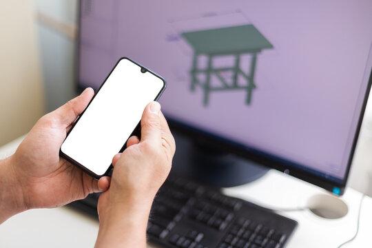 Smartfon w ręce #3