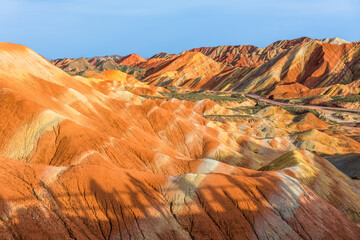 Photography of magnificent canyon scenery