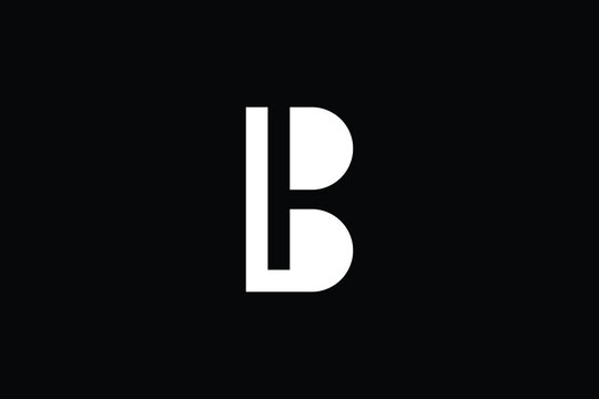 BH logo letter design on luxury background. HB logo monogram initials letter concept. BH icon logo design. HB elegant and Professional letter icon design on black background. B H HB BH