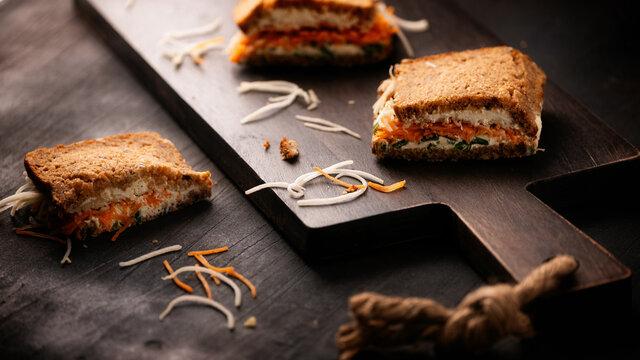Sandwich Vollkorn