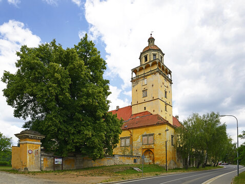 Chateau of Moravsky Krumlov, South Moravian Region, Czech republic
