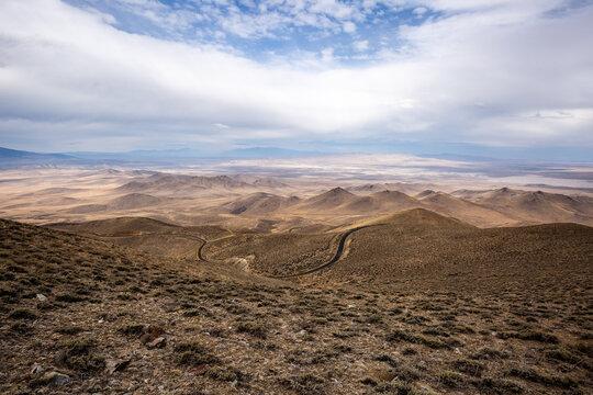 Winnemucca Mountain, Nevada