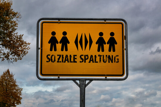 Soziale Spaltung