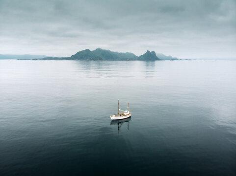 Nordic fishing boat