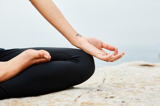 Ocean Yogi Hand Mudra