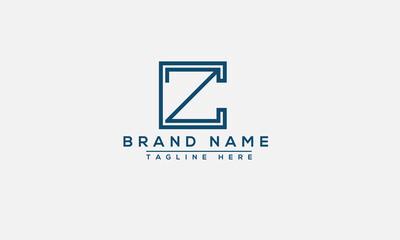 Fototapeta CZ Logo Design Template Vector Graphic Branding Element. obraz