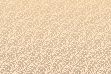 Vintage ornament. seamless pattern background.