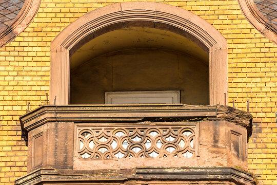 Fenster und Balkone in Esslingen am Neckar