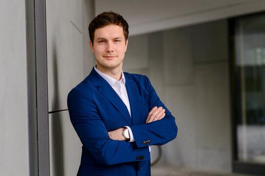 Modernes Businessfoto Berufseinsteiger Start up