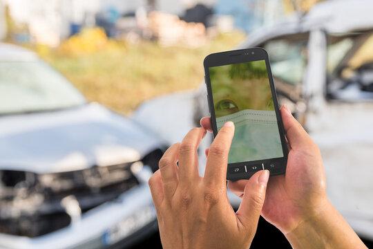 Déclaration de sinistre automobile en ligne