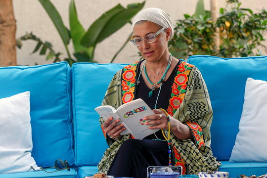 Jordanian cancer patient spreads messages of hope through blog in Amman