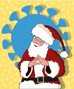 Noël sous le signe de la covid