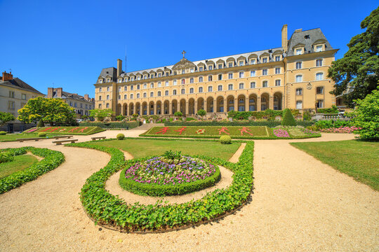 Saint George Palace, Rennes, Brittany, France