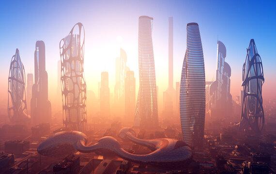 The city of fantasy.