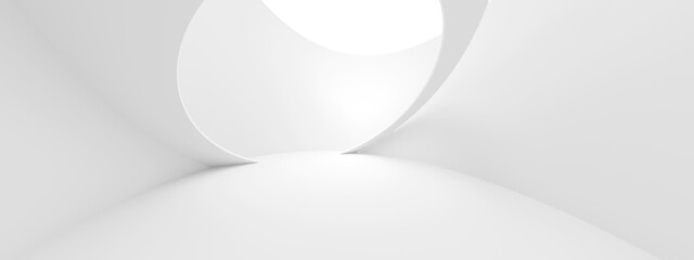 Abstract Technology Background. Monochrome Graphic Design