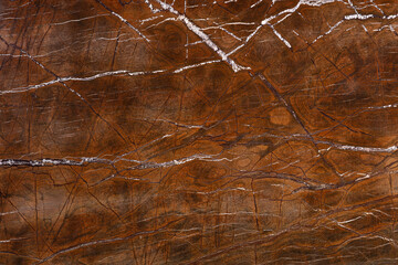 White Fire - polished natural marble stone slab, texture for perfect interior, background or other design project.
