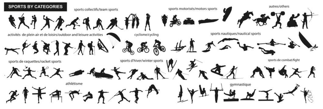 Sports-silhouettes-catégories