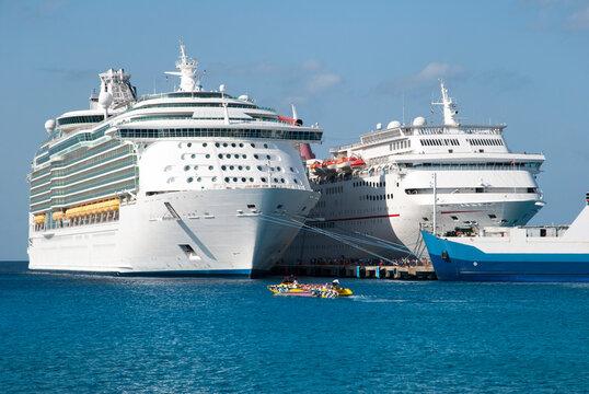 Cozumel Island Cruise Ships