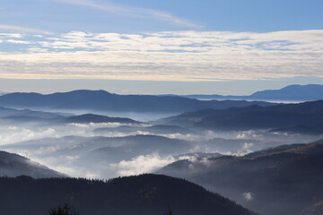 Polskie góry, Beskid Wyspowy, Mogielica