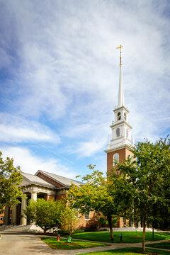 Memorial Church at Harvard