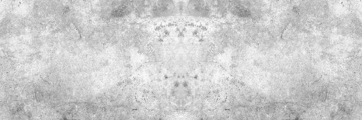 Old wall panorama texture cement dirty gray with black  background abstract grey and silver color design are light with white background.