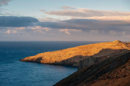 Madeira cape morning
