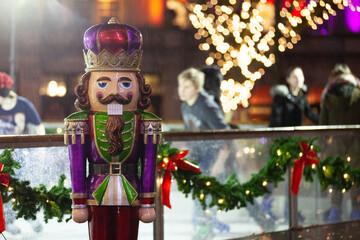 Christmas Nutcracker Fotomurales
