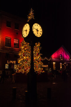 What time is it? It's Christmas Time!