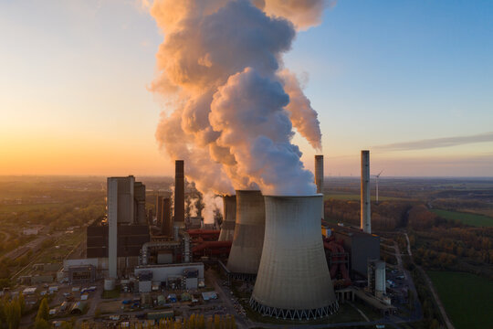Brown Coal Power Station
