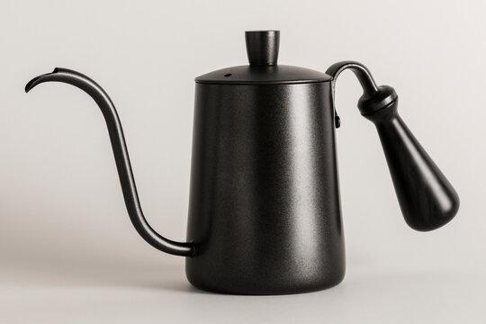 Black drip kettle design resource