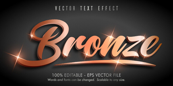 Cutting text, cut out style editable text effect
