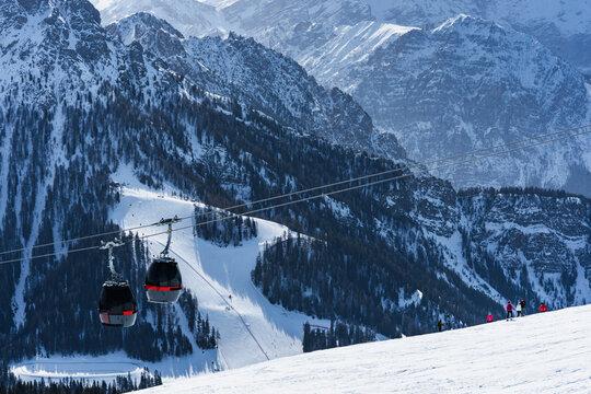 Ski resort.